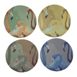 Palm Springs Coasters, Set of 4 For Sale