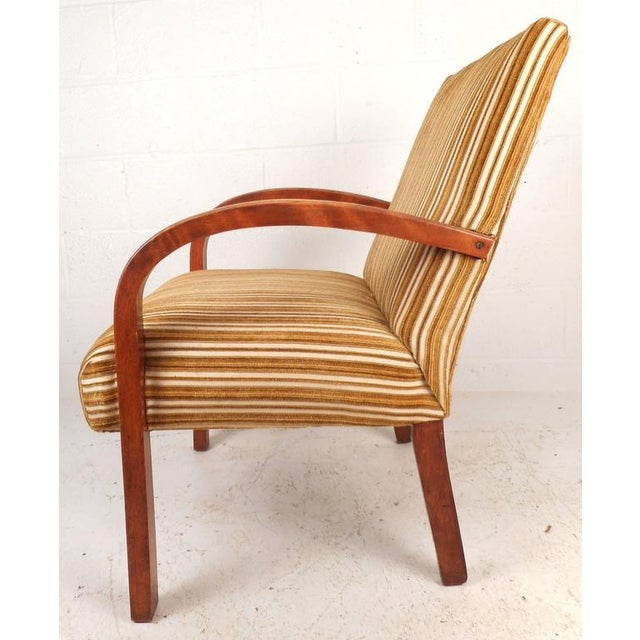 Mid-Century Modern Lounge Chair - Image 2 of 6