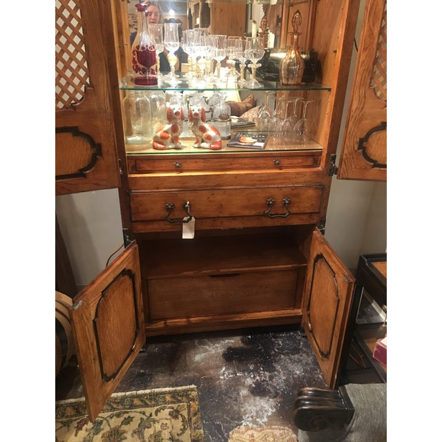 2000s Traditional Sarried Marbella Cabinet For Sale - Image 5 of 12
