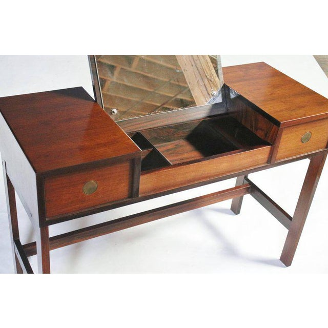 Drylund Rosewood Vanity For Sale - Image 10 of 11