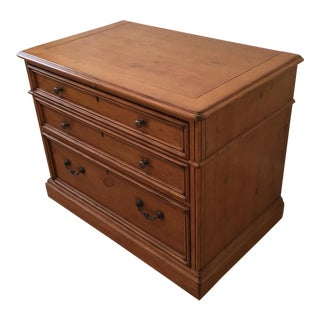 Wood 2-Drawer Lateral File Cabinet