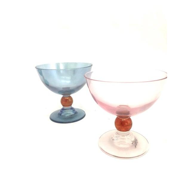 Cerve Italian Glassware - 4 For Sale - Image 4 of 8