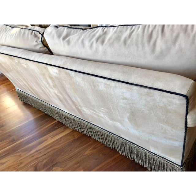 Transitional Custom Baker Sofa - Image 4 of 6
