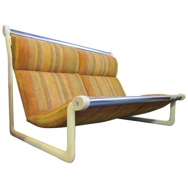 Hannah Morrison for Knoll Sling Sofa For Sale