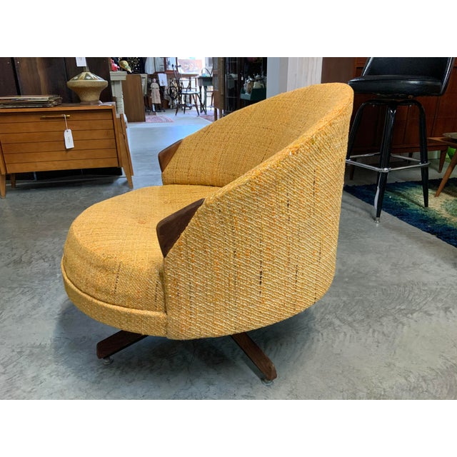 Adrian Pearsall Adrian Pearsall Havana Chair For Sale - Image 4 of 11