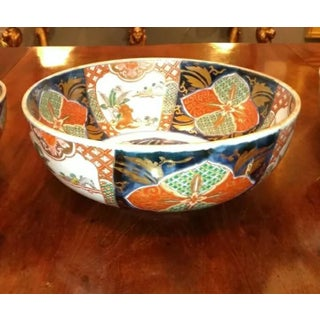 Antique Japanese Imari Porcelain Nesting Bowls - Set of 3 Preview