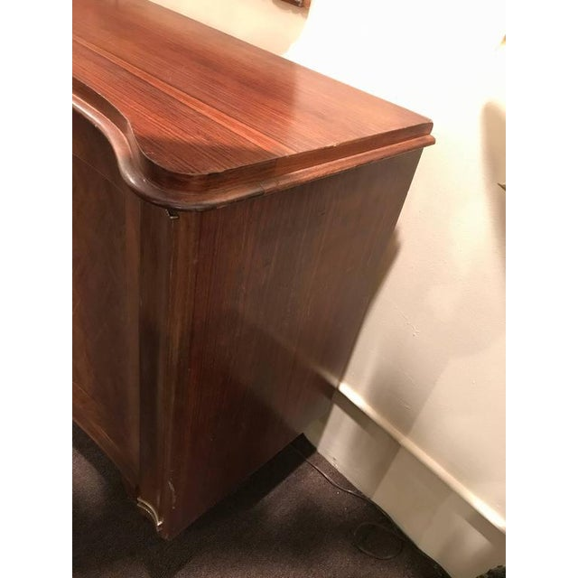 1930s Vintage Palatial Art Deco Gaessiar Ebenistes French Sideboard For Sale - Image 4 of 10