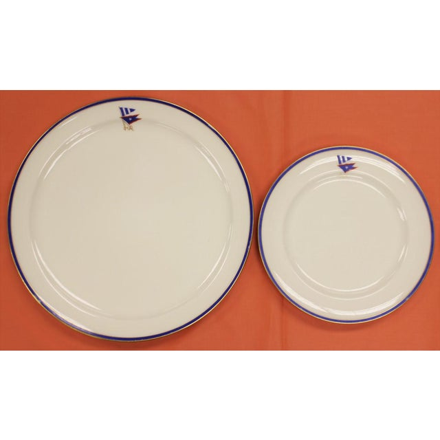 1930s Private Yacht Lenox China Service - Set of 11 - Image 3 of 7
