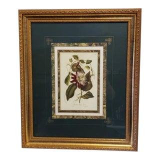 Vintage Botanical Floral Art Print