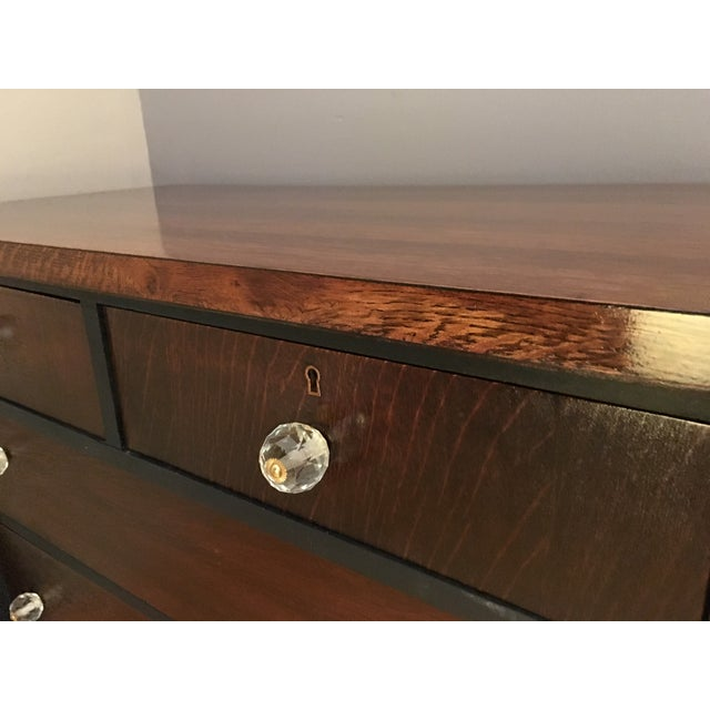 Vintage Empire Style Set of Drawers - Image 3 of 4
