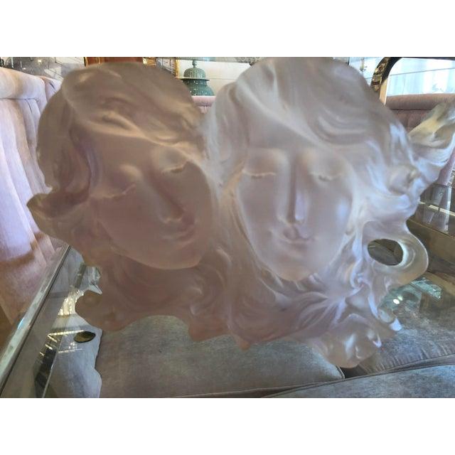 Art Deco Nouveau Pink Planter Vase Pot For Sale In West Palm - Image 6 of 12
