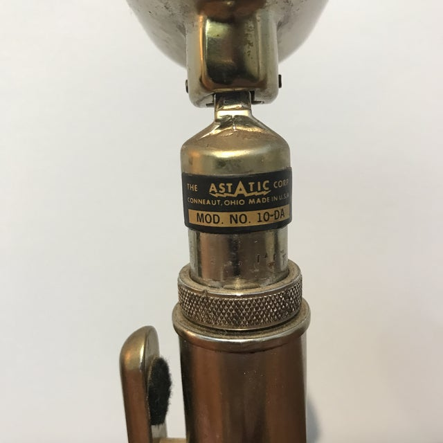 Astatic Bullethead Microphone - Image 4 of 5