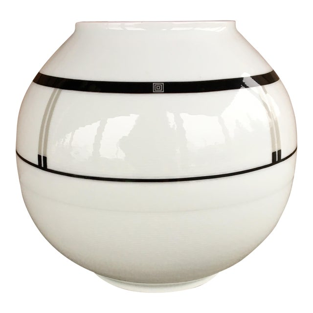 Bernardaud Limoges Art Deco Vase Chairish