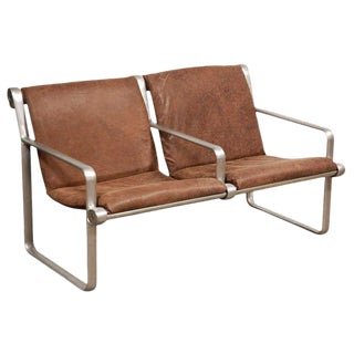 Sling Back Seats by Bruce Hannah & Andrew Morrison for Knoll For Sale