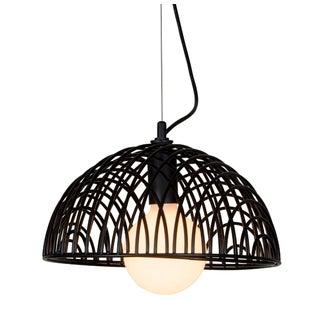 Modern 3 Cluster Black Dana Pendant Light For Sale