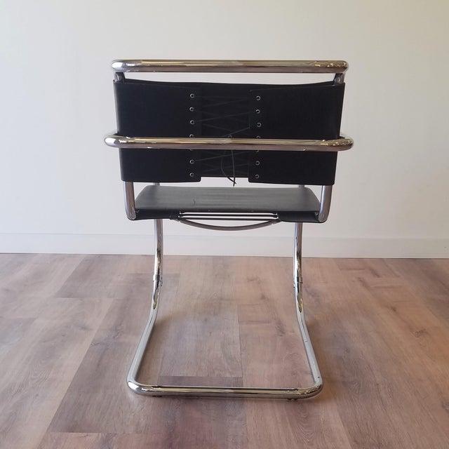 1970s Ludwig Mies Van Der Rhoe 1970s Mr 20 Chair - Attributed For Sale - Image 5 of 13