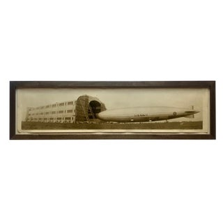 1926 Americana Rell Clements u.s.s Los Angeles Photography For Sale