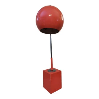 1960s Vintage Mid Century Eyeball Table Lamp For Sale