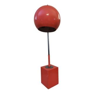 1960s Vintage Mid Century Eyeball Table Lamp For Sale