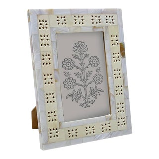 """Chantilly II Photo Frame, 4 x 6"""", Small For Sale"""