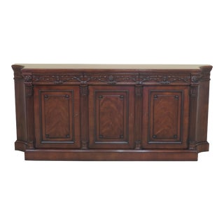 1990s Regency Ej Victor Newport Mansions Sideboard For Sale