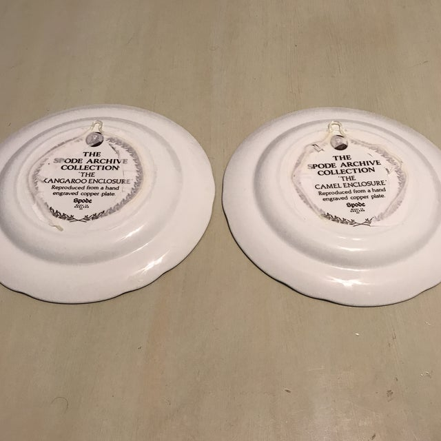 The Spode Archive Collection Plates - Set of 6 For Sale - Image 10 of 10