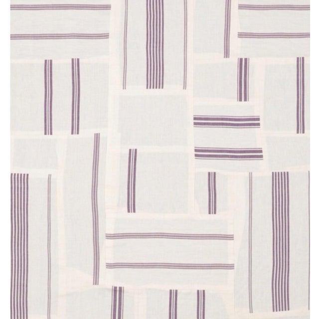 Ralph Lauren Beaumarchais Patchwork Fabric - 4 Yds - Image 2 of 2