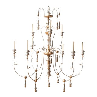 Traditional Michele Chandelier For Sale