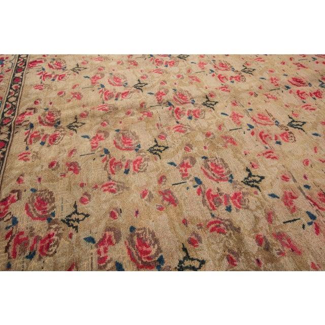 "Apadana - Basserabian Style Rug. 6'5"" x 9'6"" For Sale In New York - Image 6 of 7"