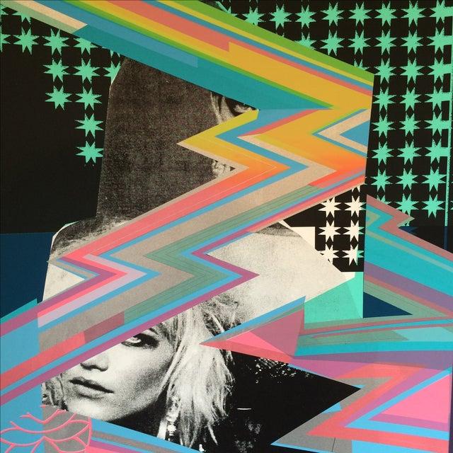 Blondie Silkscreen Poster - Image 6 of 8
