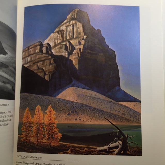 1985 The Paintings of Rockwell Kent Book For Sale - Image 9 of 11