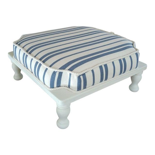 on sale 1c1f7 9aa63 Nautical Ottoman/Footstool