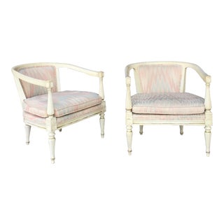 1970s Vintage Chairs- A Pair For Sale