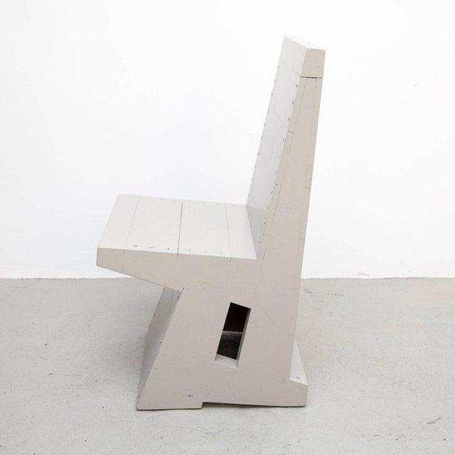 Dom Hans van der Laan Pair of Easy Chairs - Image 3 of 11