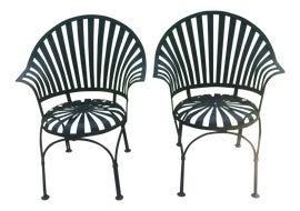 Image of French Patio and Garden Furniture