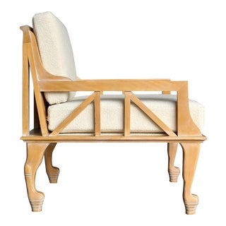 "John Hutton ""Thebes"" Chair for Randolph & Hein Circa 1976 For Sale"