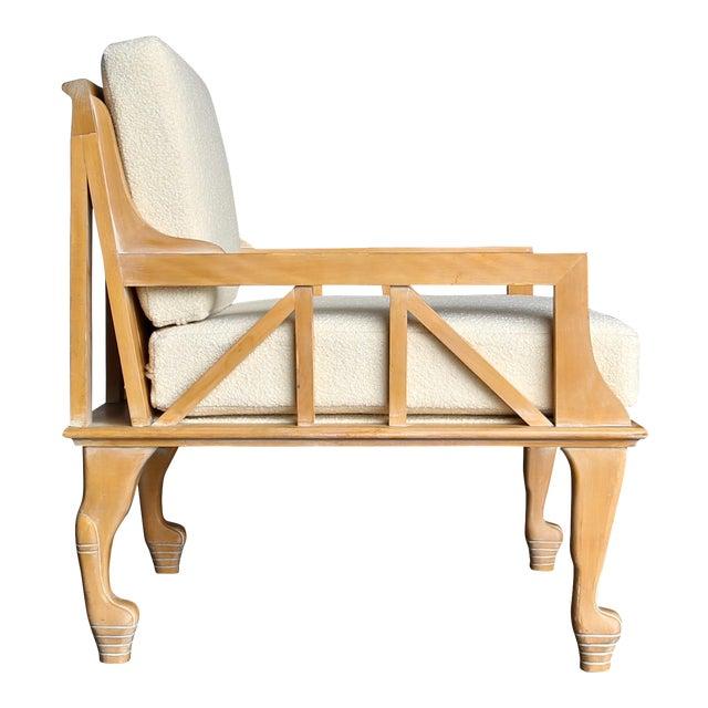 "John Hutton ""Thebes"" Chair for Randolph & Hein Circa 1976 For Sale"