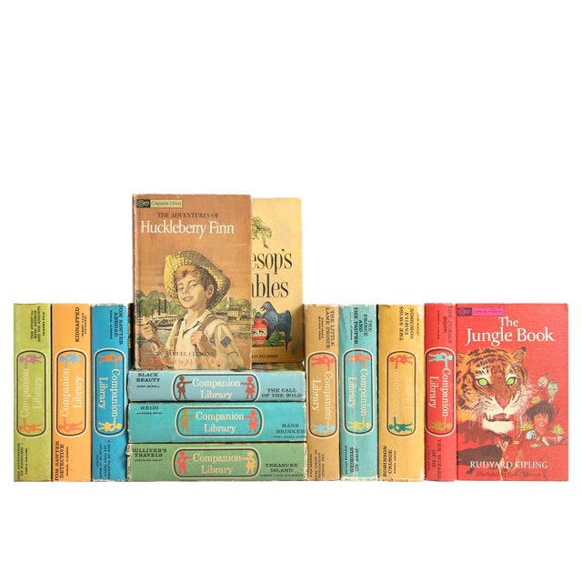 Children's Companion Library Classic Books - Set of 12 - Image 1 of 2