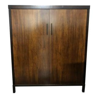 Century Furniture Milan Bar Cabinet For Sale
