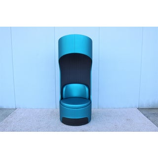 Modern Cega High Back Swivel Lounge Chair Preview