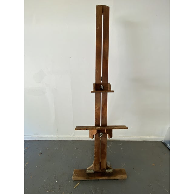 1960s Artist Easel For Sale - Image 11 of 11