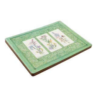 Floral Placemats by Pimpernel - Set of 4 For Sale