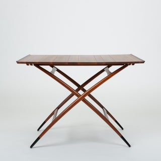 Adjustable Three-Height Coffee or Dining Table by Edward Wormley for Dunbar Preview