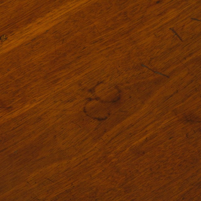 19th Century Regency Drop Leaf Mahogany Table For Sale In Boston - Image 6 of 12