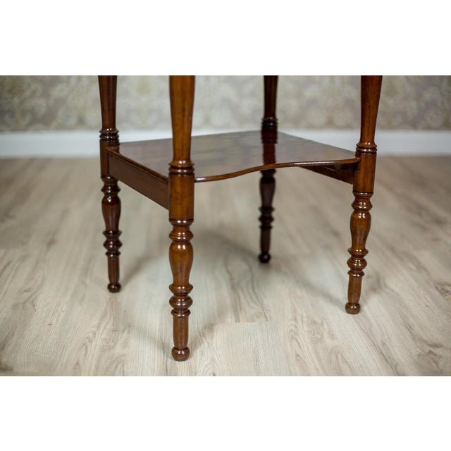 Dresser/Desk/Dressing Table Veneered with Mahogany, circa 1860 For Sale - Image 10 of 13