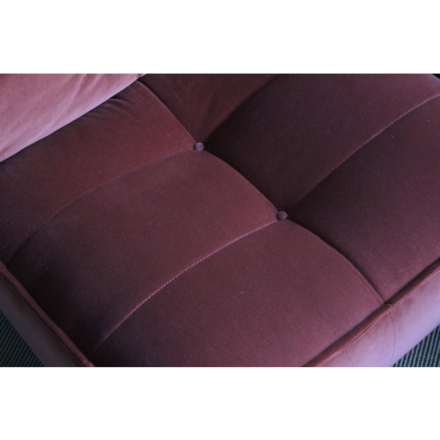 Mid-Century Modern Four-Piece Sectional Sofa, Italy, 1960s For Sale - Image 3 of 12