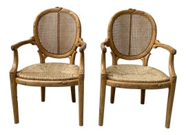 Image of Rush Side Chairs