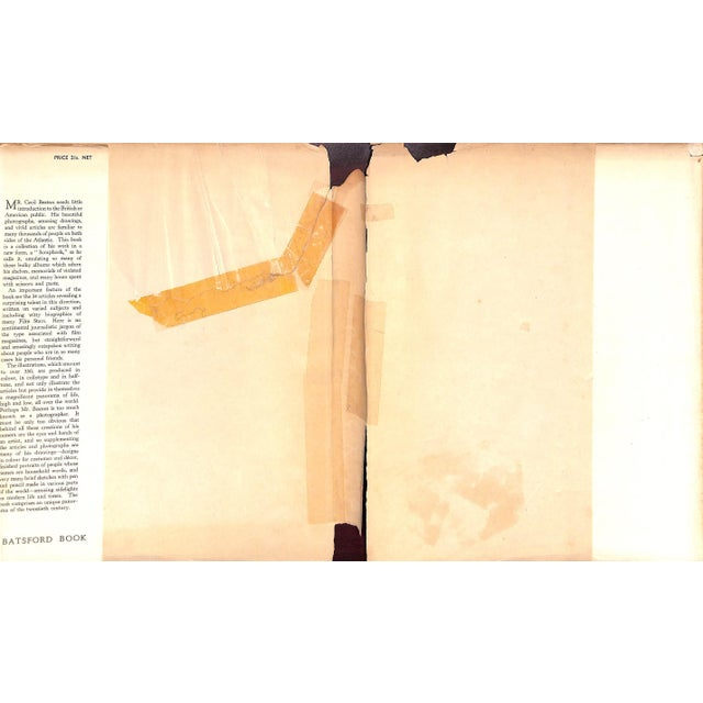 1930s Cecil Beaton's Scrapbook For Sale - Image 5 of 11