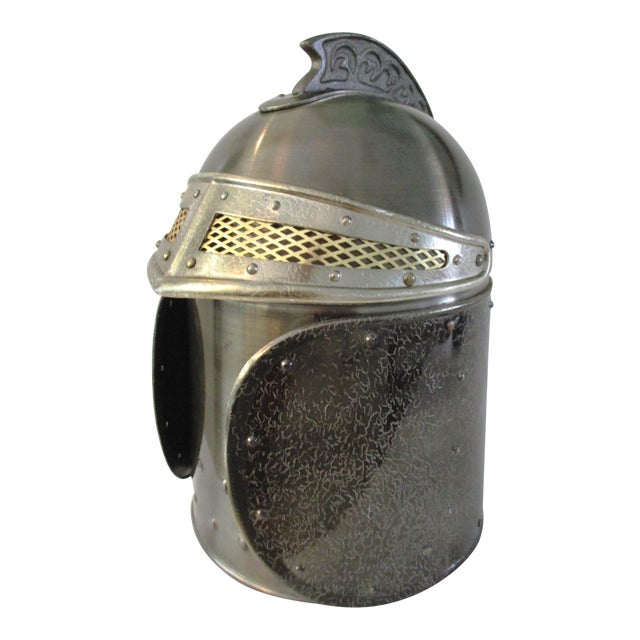 Seymour Medieval Knight Helmet Ice Bucket For Sale