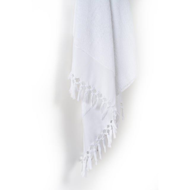 Crème de la crème, these luxury bath towels are ultra-soft and can literally last for a decade if cared for. With the...